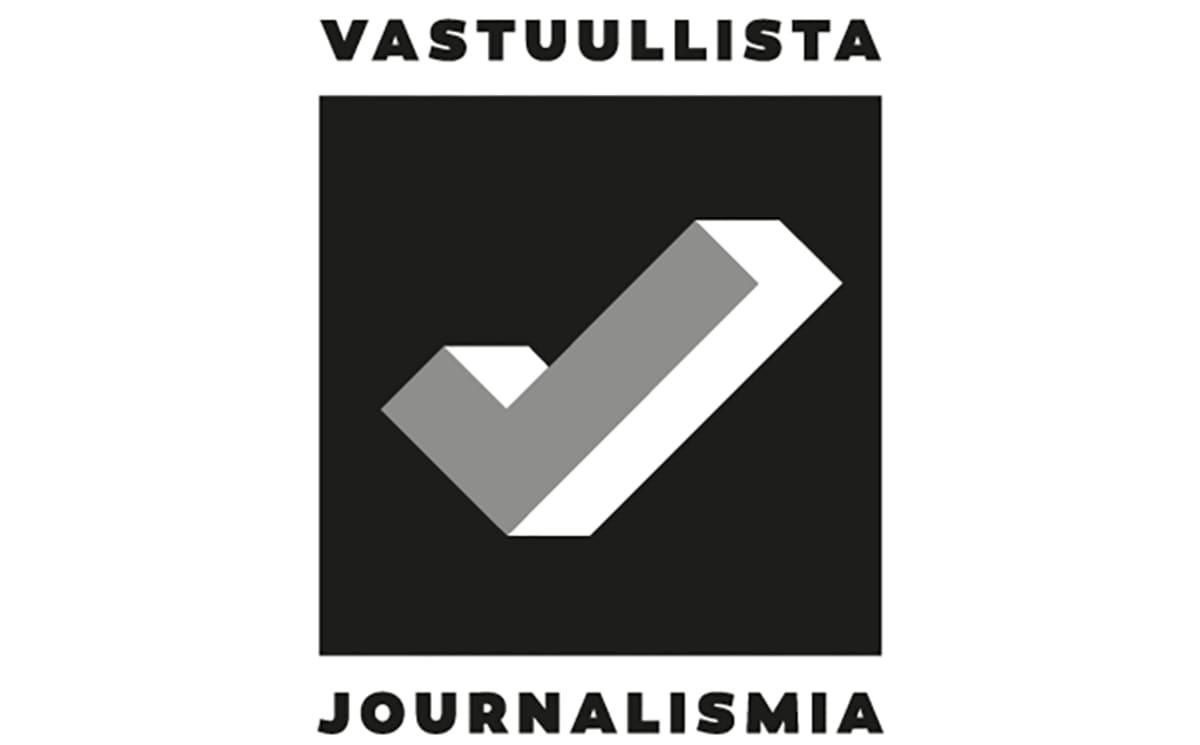 vastuullista journalismia logo