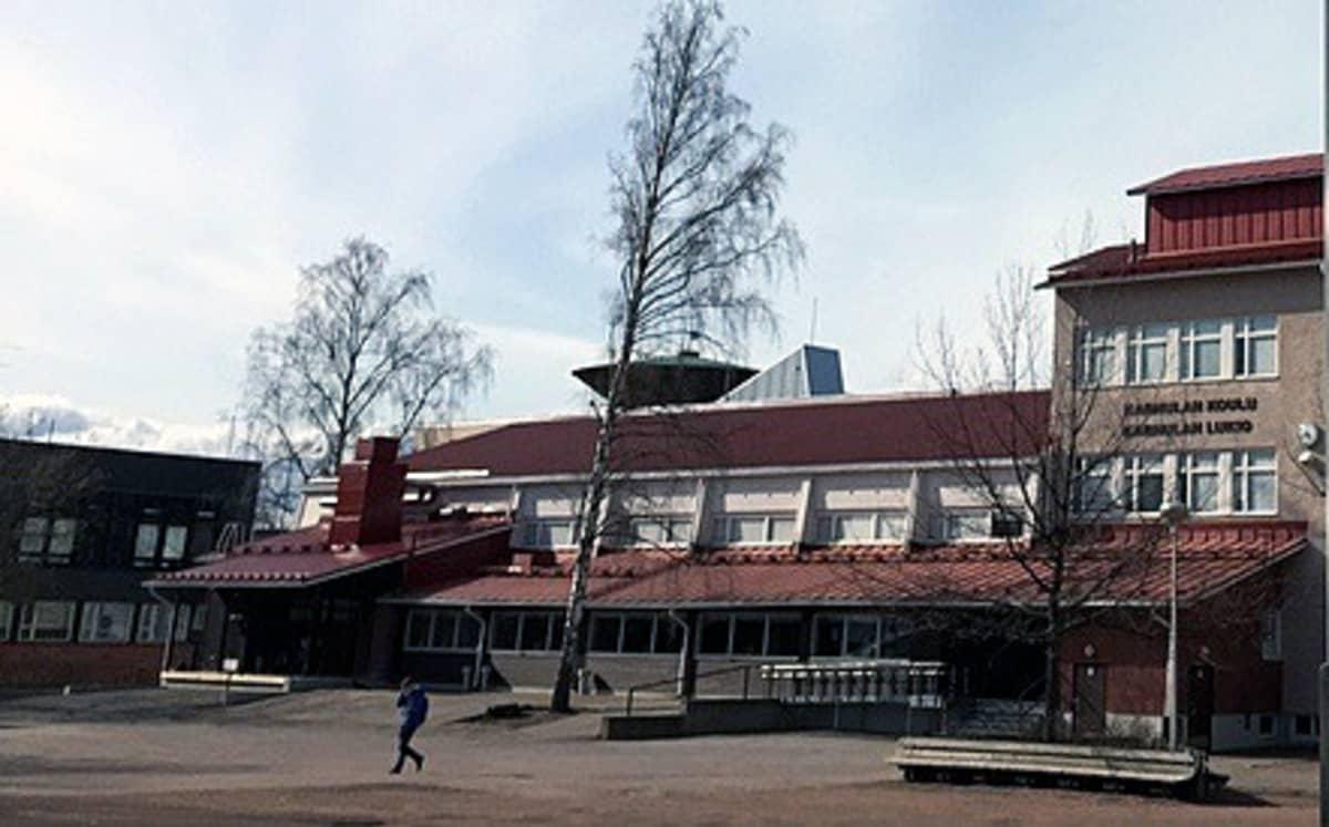 Karhulan koulu