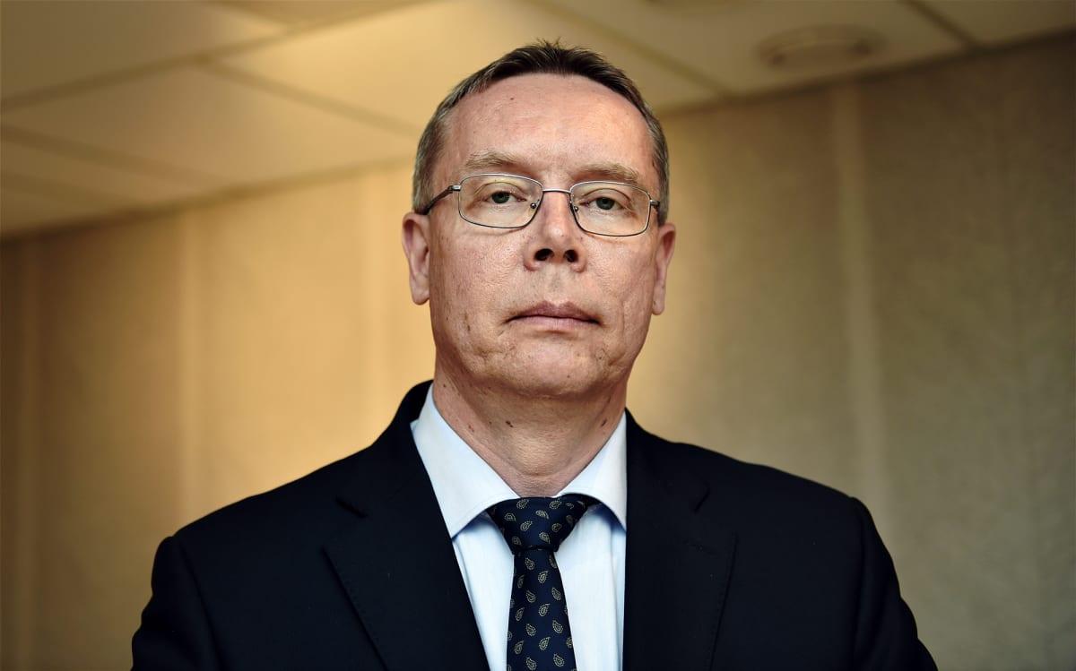 Olli Ruohomäki.