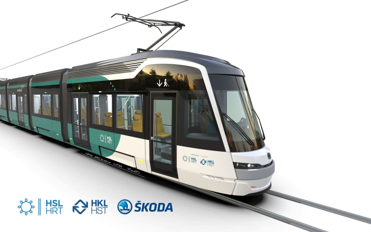 Škoda Transtechin valmistamia vaunuja tilattiin 23 Helsinkiin.