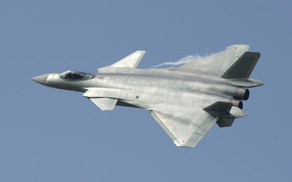 kiinalainen lentokone
