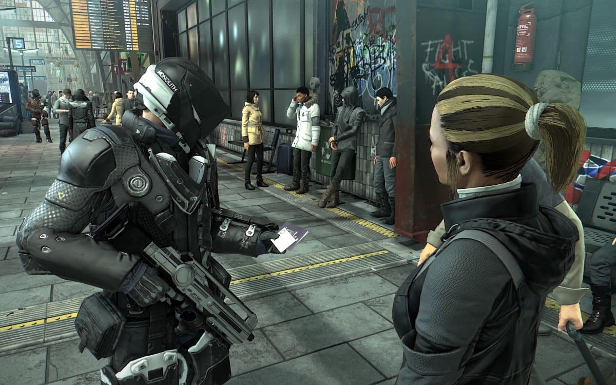 Deus Ex: Mankind Divided, videopeli