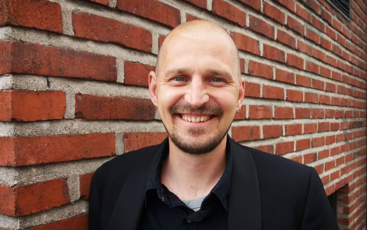 Parempi Heinola -ryhmän Ville-Matti Kuusela.