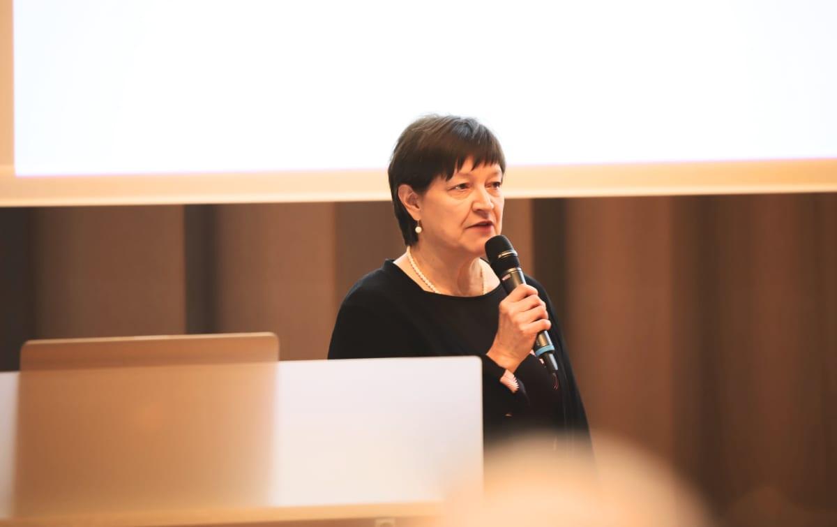 Porin vs. perusturvajohtaja Anna-Liisa Koivisto