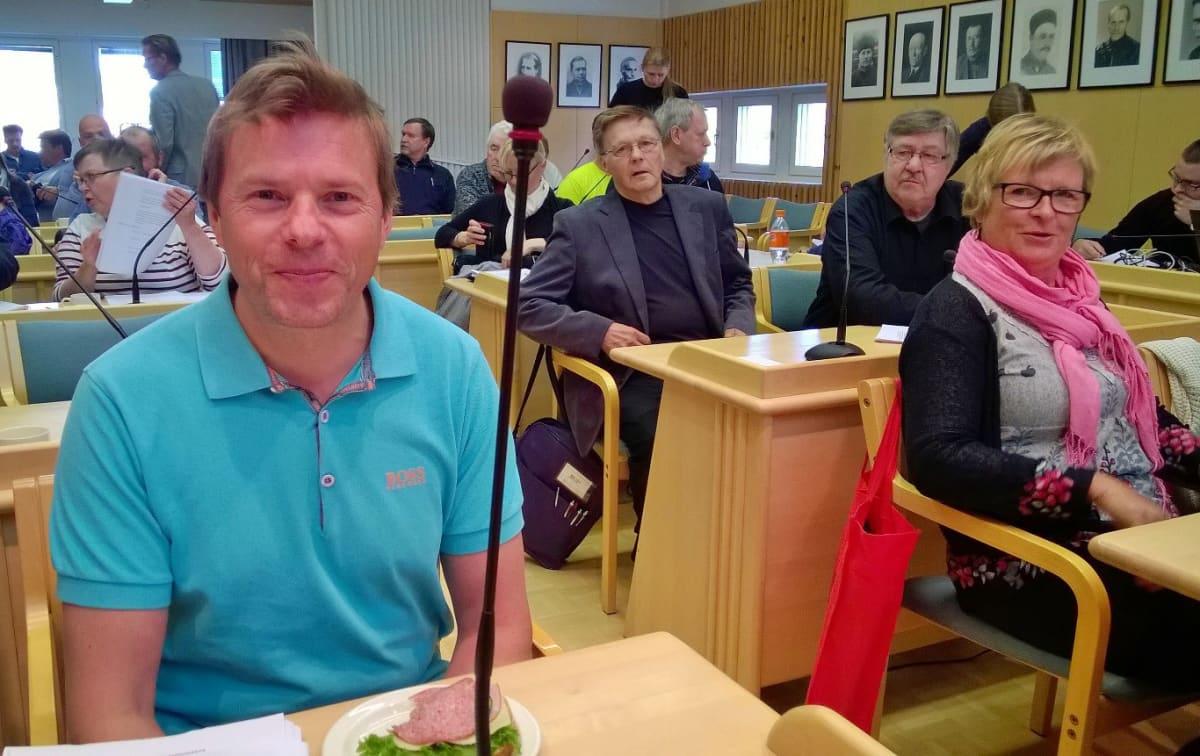 Timo Kurula Kittilän kunnanvaltuusto