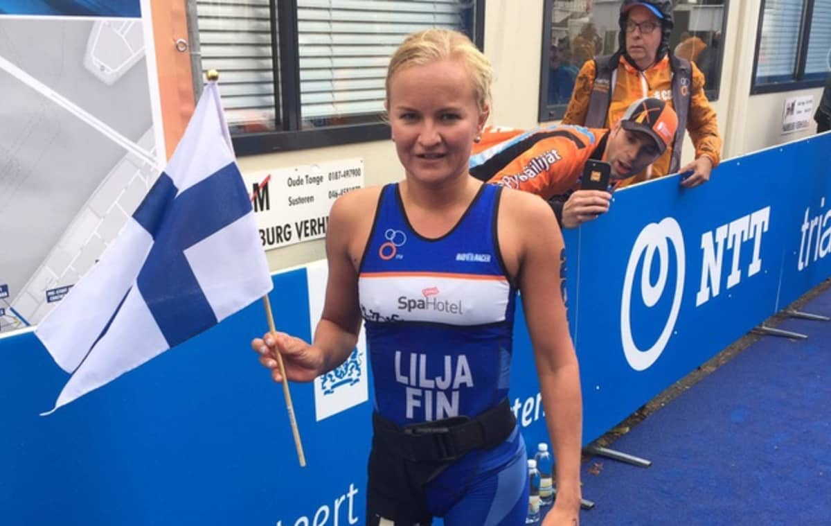 Liisa Lilja.
