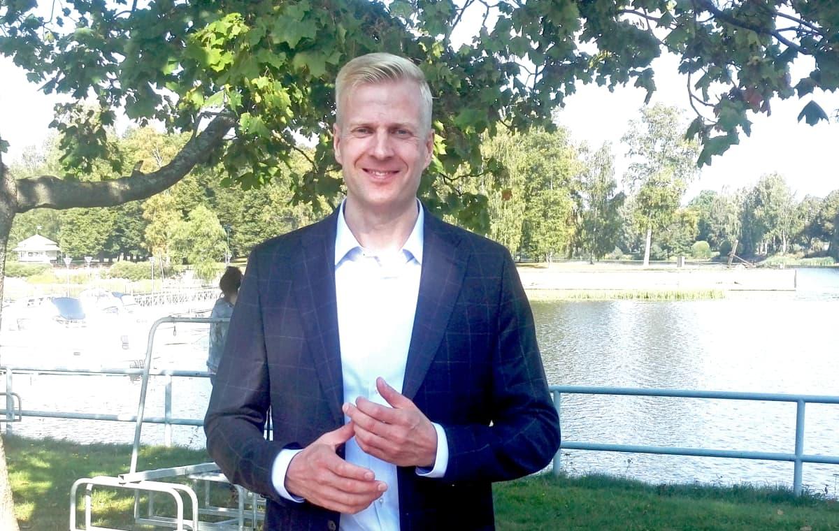 Pori Jazzin uusi toimitusjohtaja Miika Ranne