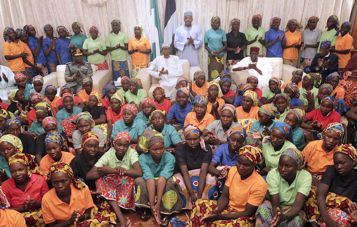 Chibokin tytöt