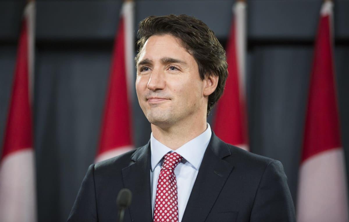 Kanadan uusi pääministeri Justin Trudeau vannoi virkavalansa keskiviikkona.