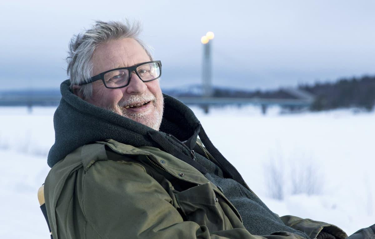 Kari Väänänen Rovaniemen teatterin johtaja