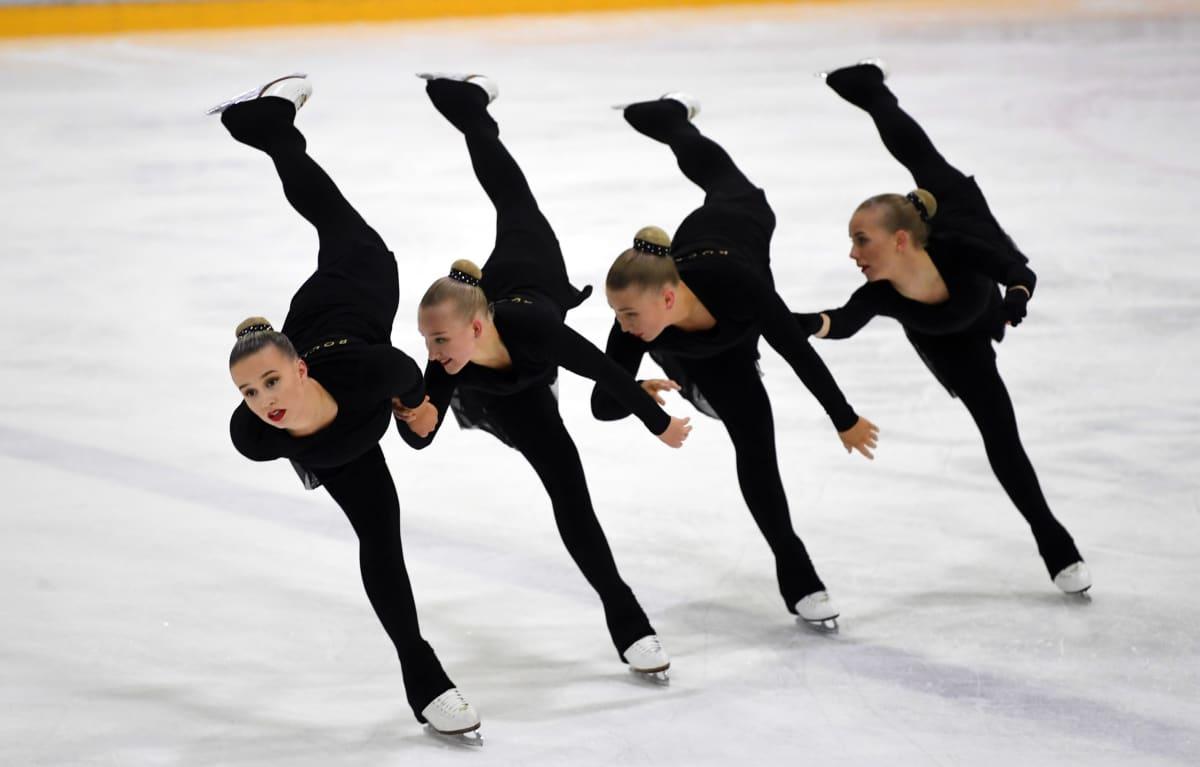 Team Rockettes of Finland