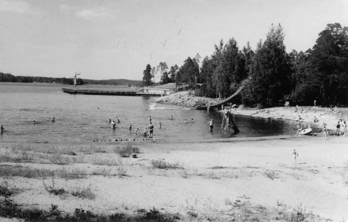 Myllysaaren uimaranta