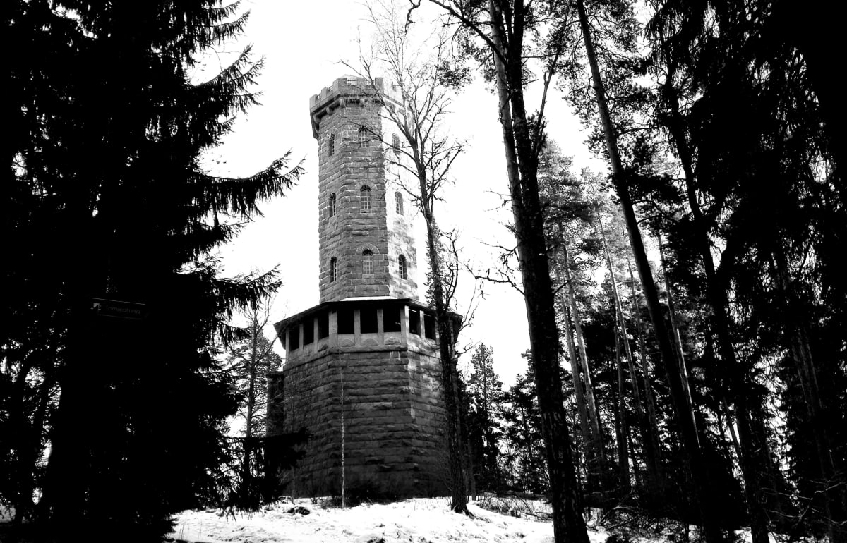 Aulangon näkötorni.