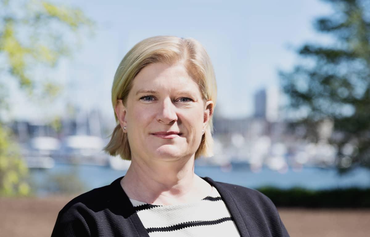 Terveyden ja hyvinvoinnin laitos, Mia Kontio, johtava asiantuntija, THL