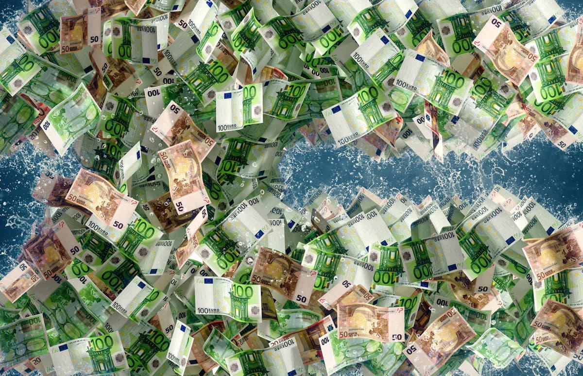 iso tukku seteleitä
