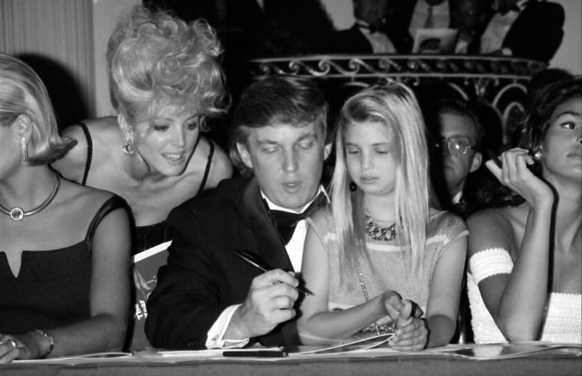 Donald Trump ja Ivanka Trump