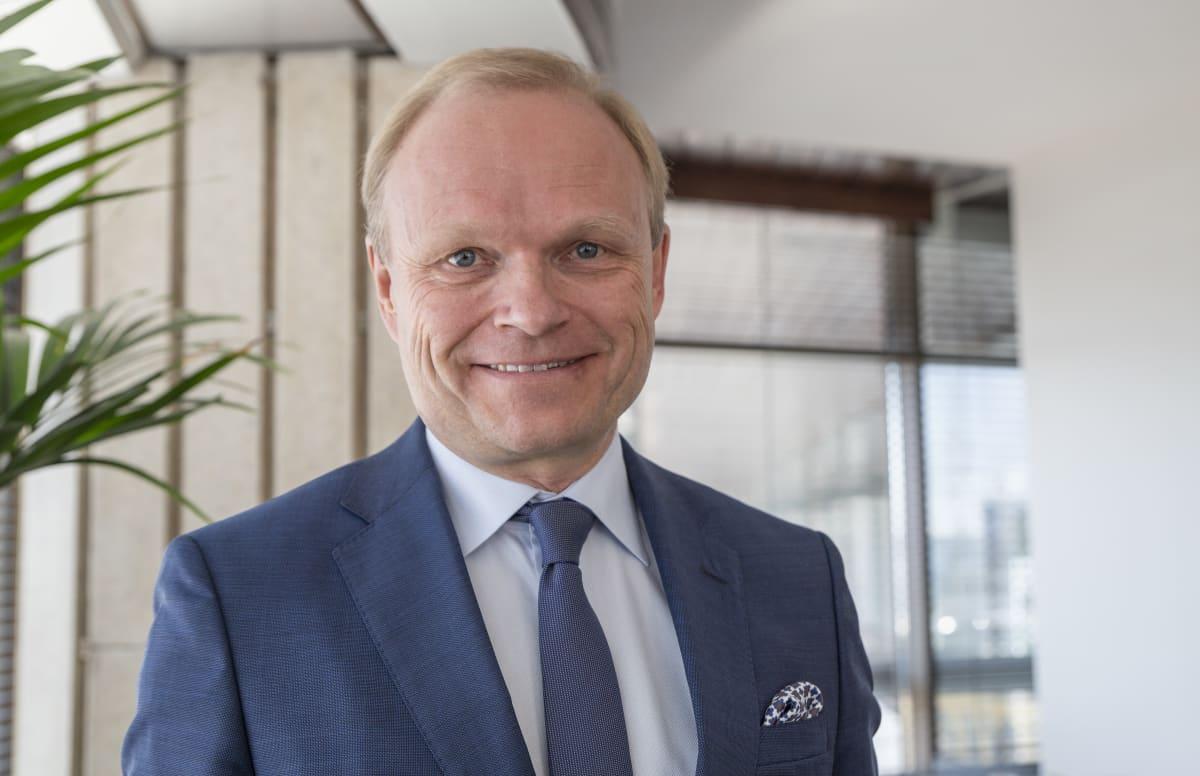Pekka Lundmark / Ek:n toimitusjohtaja / Energiaverot 06.05.2019