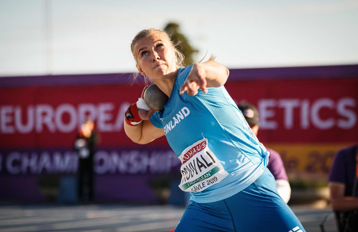 Eveliina Rouvali