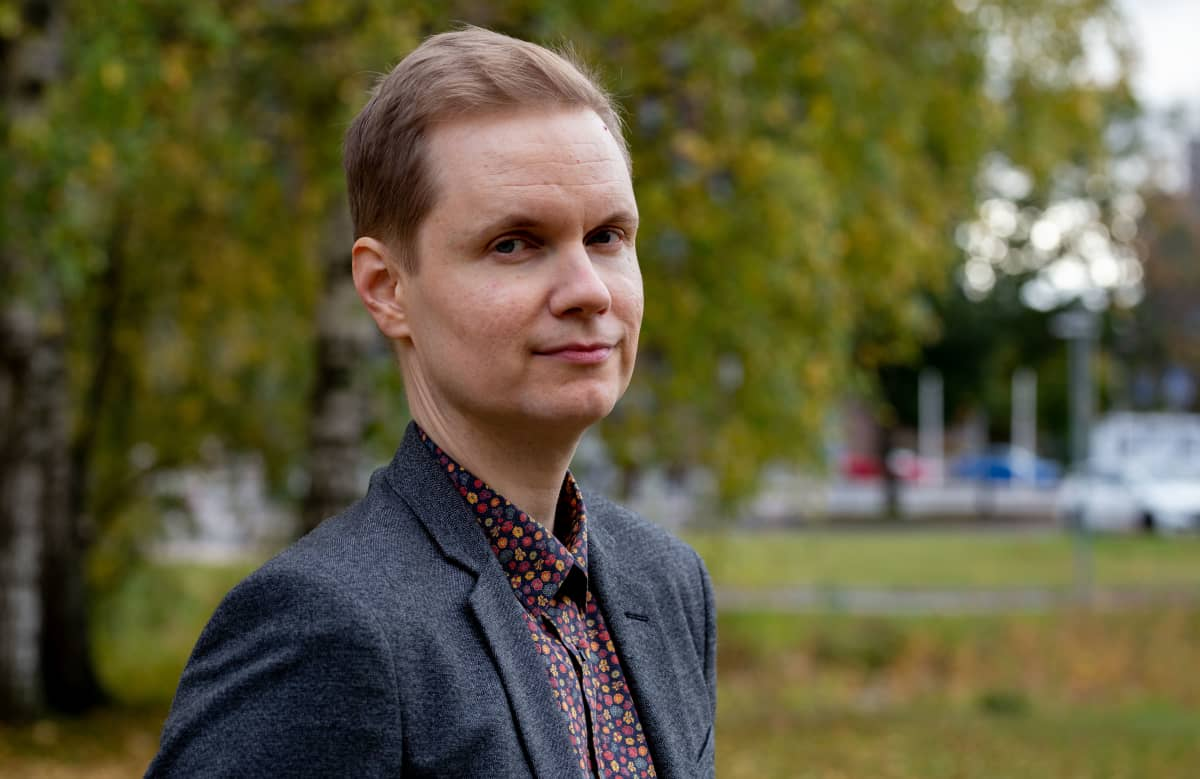 Suomen kuluttajaliiton pääsihteeri Juha Beurling-Pomoell