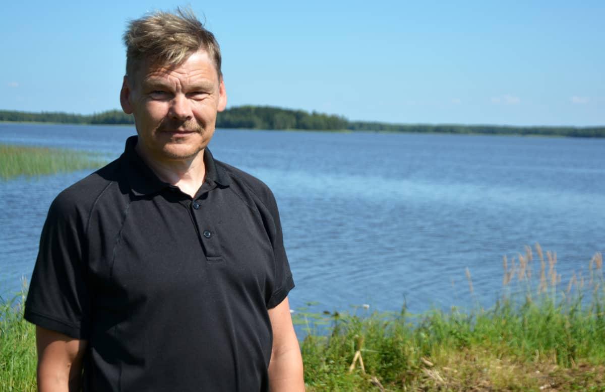 Jukka Saartenoja.
