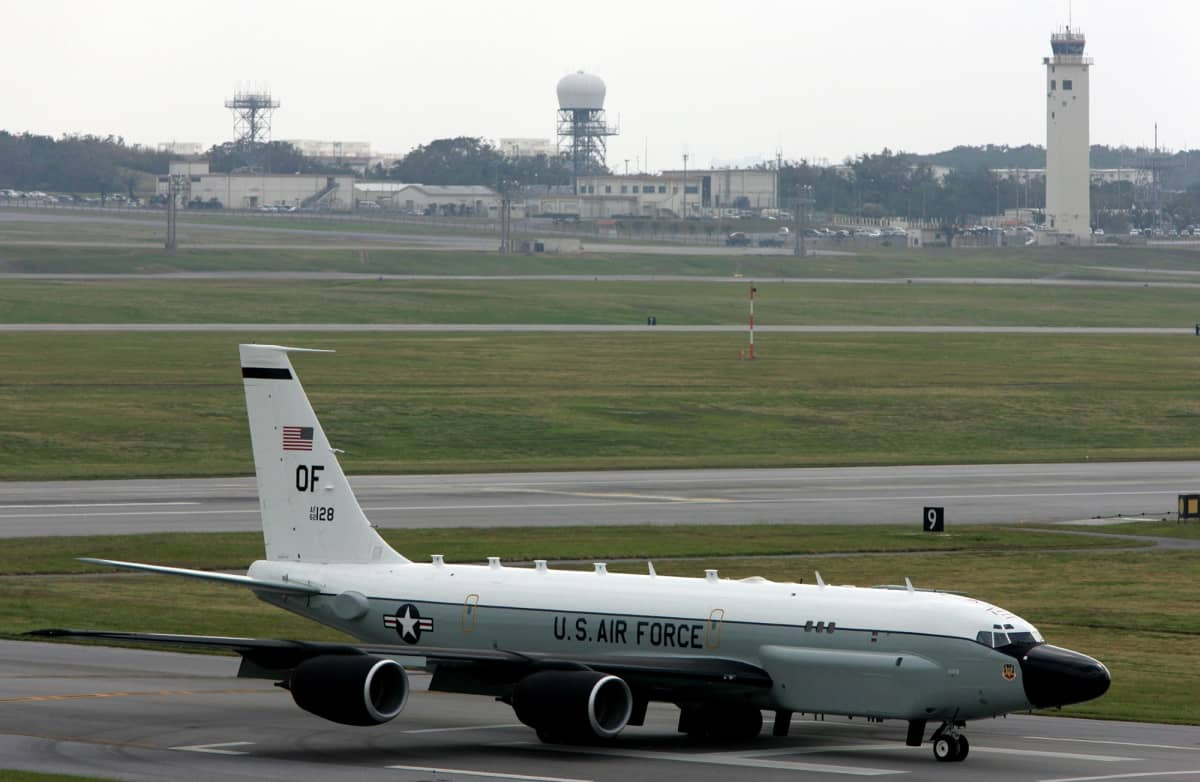 RC-135S Cobra Ball