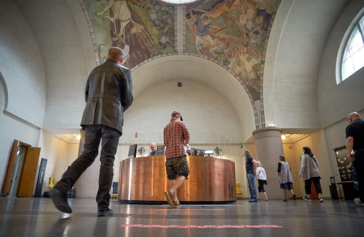 Kansallismuseon aula