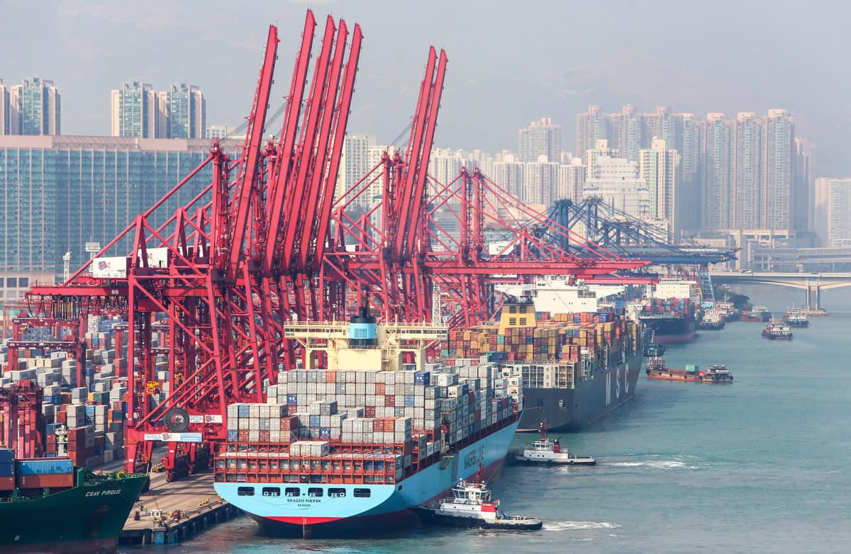 Kiina satama