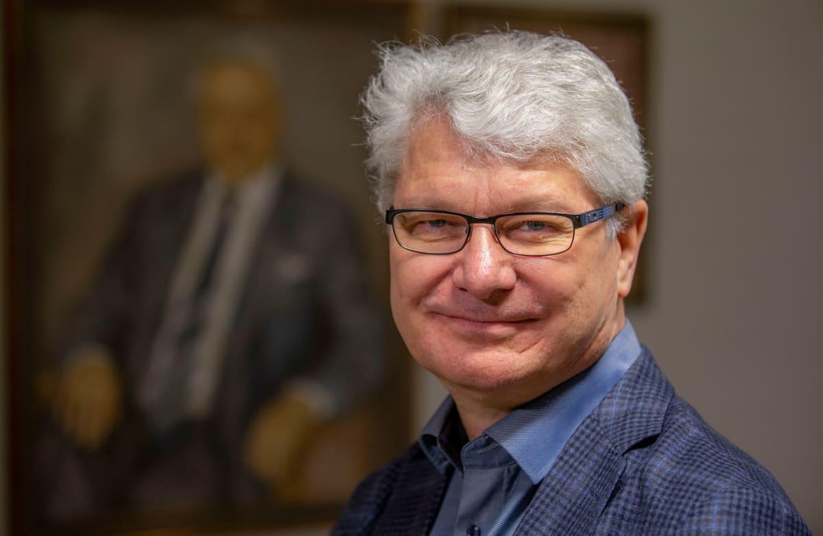 SKAL (Suomen kuljetus- ja liikenne), toimitusjohtaja Iiro Lehtonen