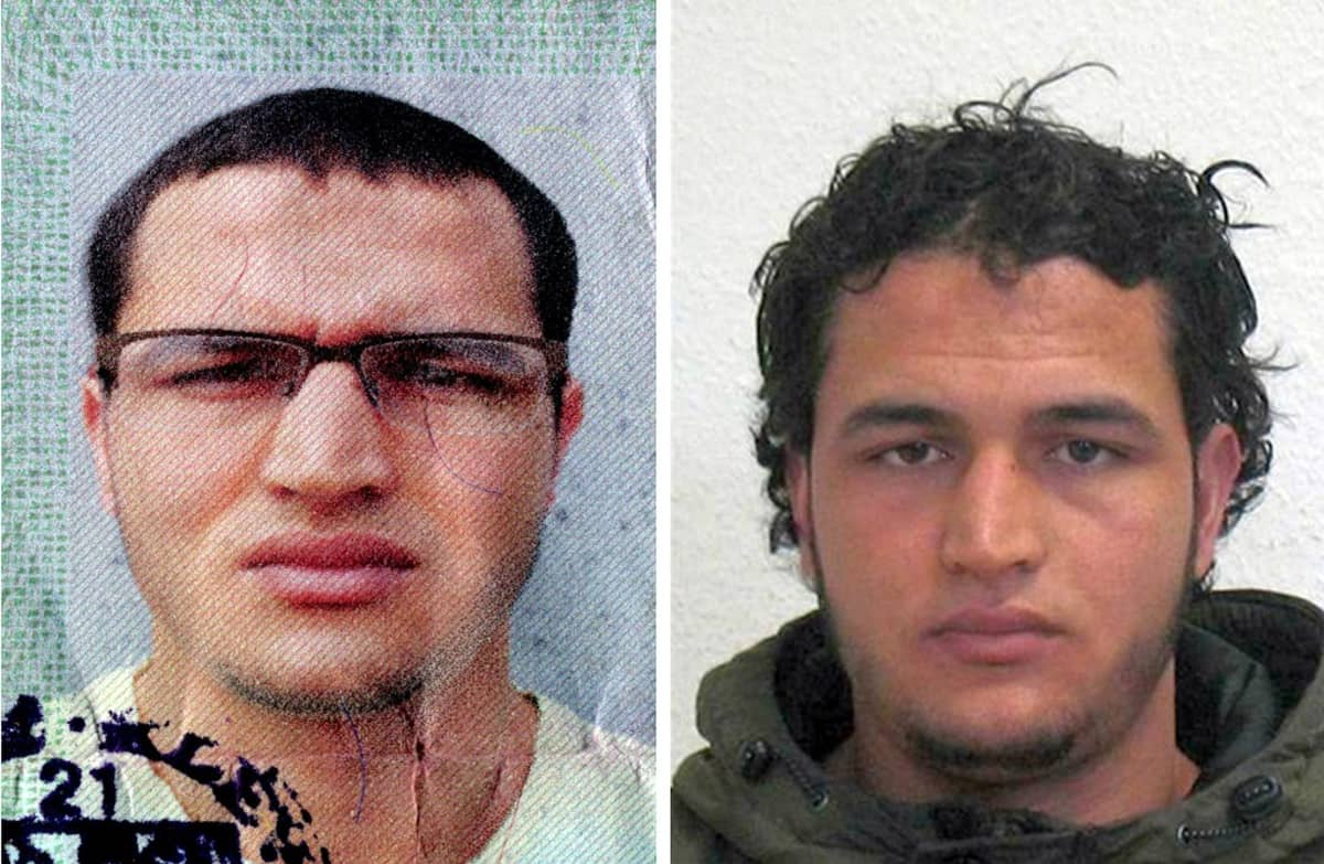 Saksan liittotasavallan rikospoliisi BKA antoi 21. joulukuu 2016 kansainvälisen etsintäkuulutuksen tunisialaisesta Anis Amrista. Häntä epäillään Berliinin iskun tekijäksi.