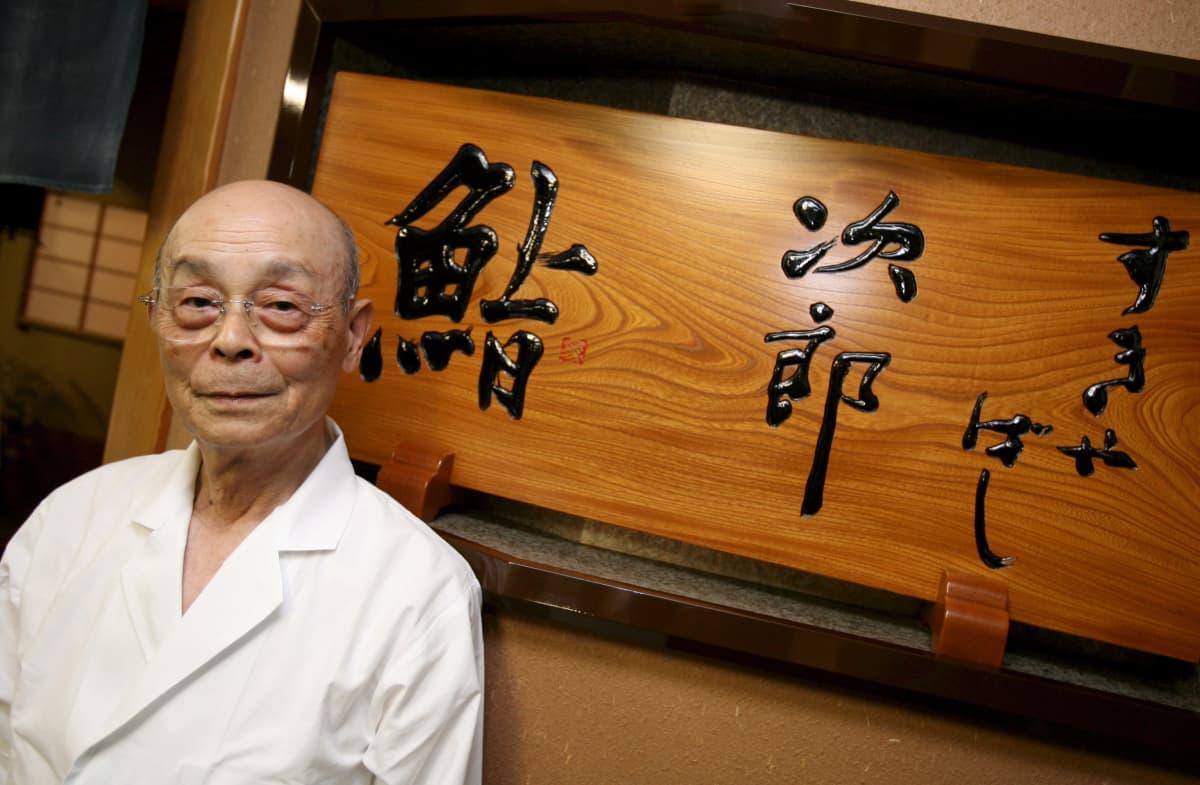 Sushimestari Jiro