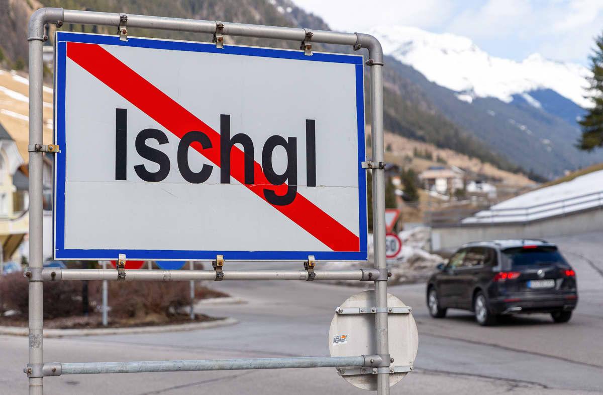 Ischglin kyntti Tirolissa.