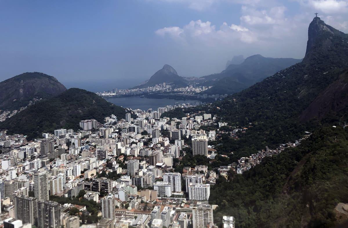 Rio de Janeiroa pidetään yhtenä Latinalaisen Amerikan vaarallisimmista kaupungeista.