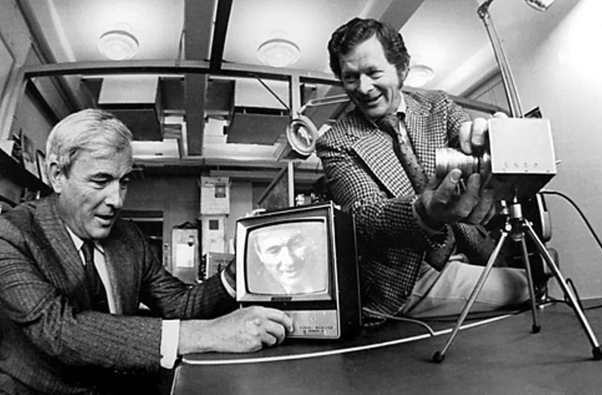 Willard Boyle ja George Smith.