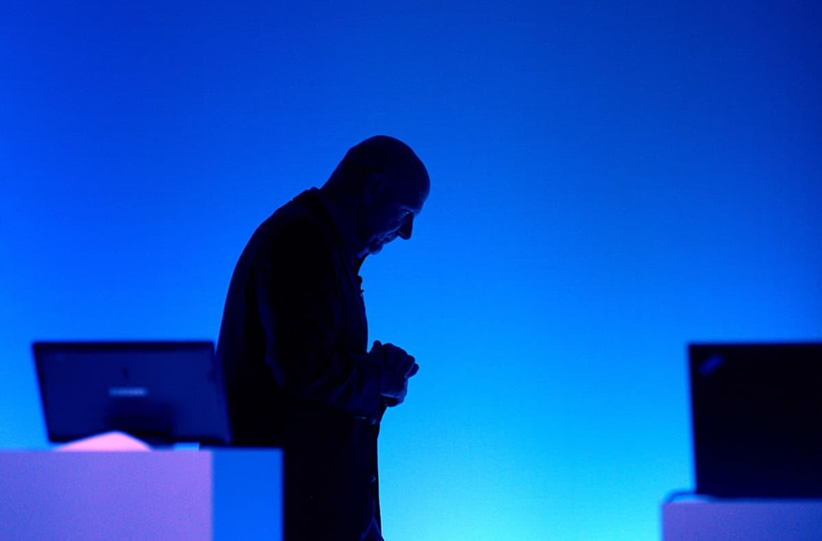 Microsoftin toimitusjohtaja Steve Ballmer lokakuussa 2012.
