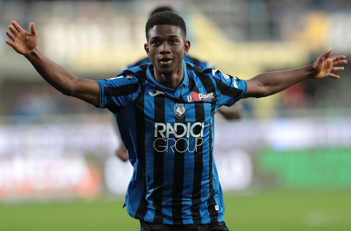Amad Diallo Traore on edustanut italialaista Atalantaa
