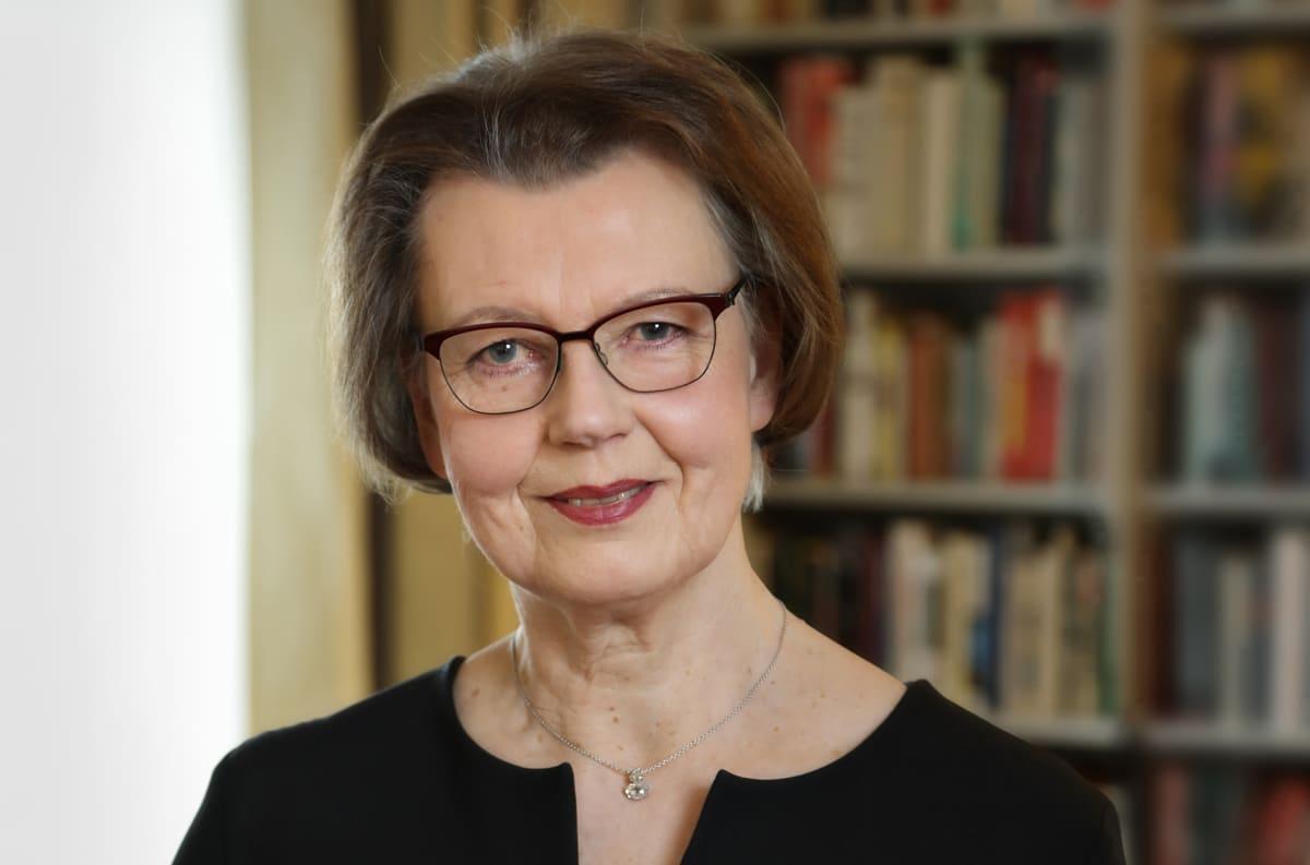 Professori Kaisa Nyberg.