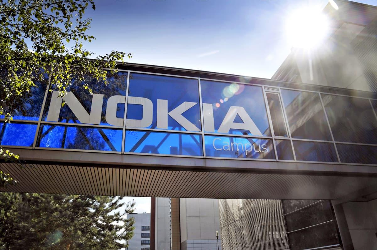 Nokian toimitilat Espoossa 24. heinäkuuta 2019.