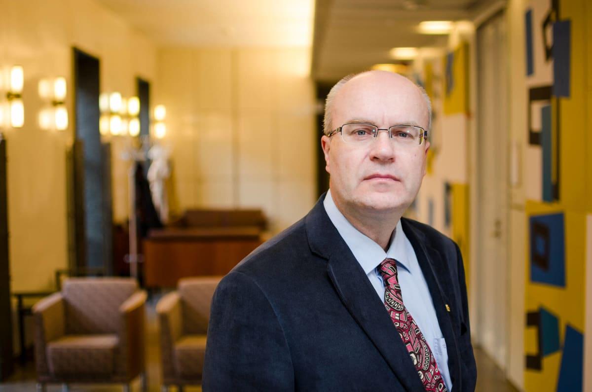 Heikki Räisänen, tutkimusjohtaja