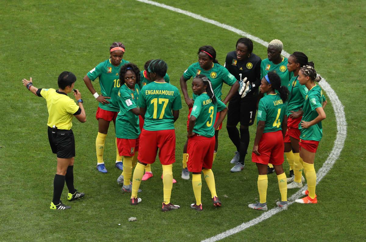 Kamerun Englanti