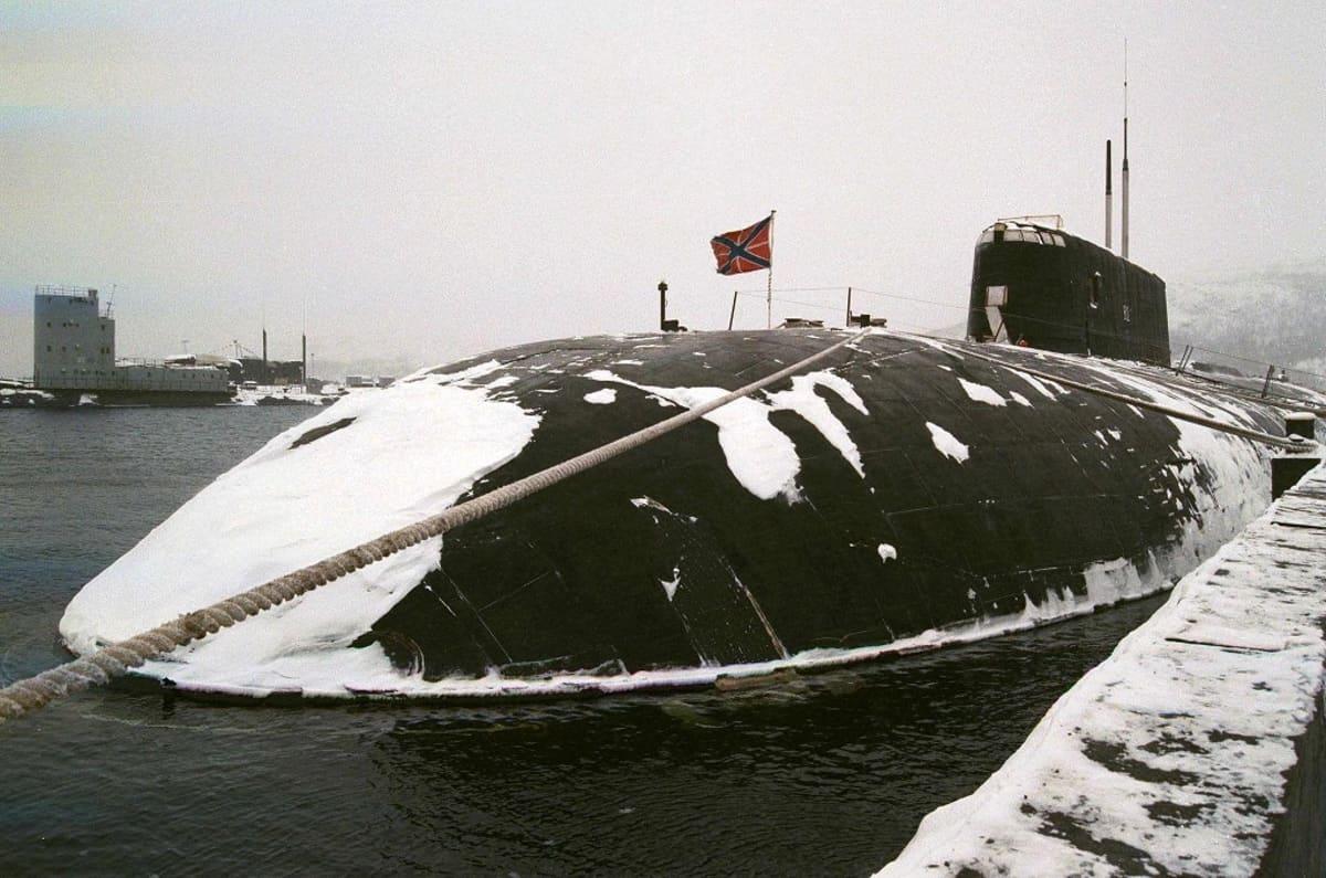 luminen sukellusvene