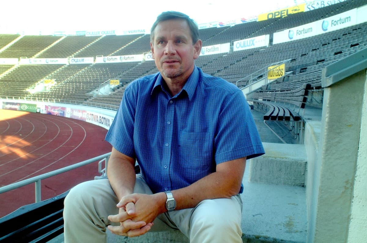 Reijo Ståhlberg kuvassa