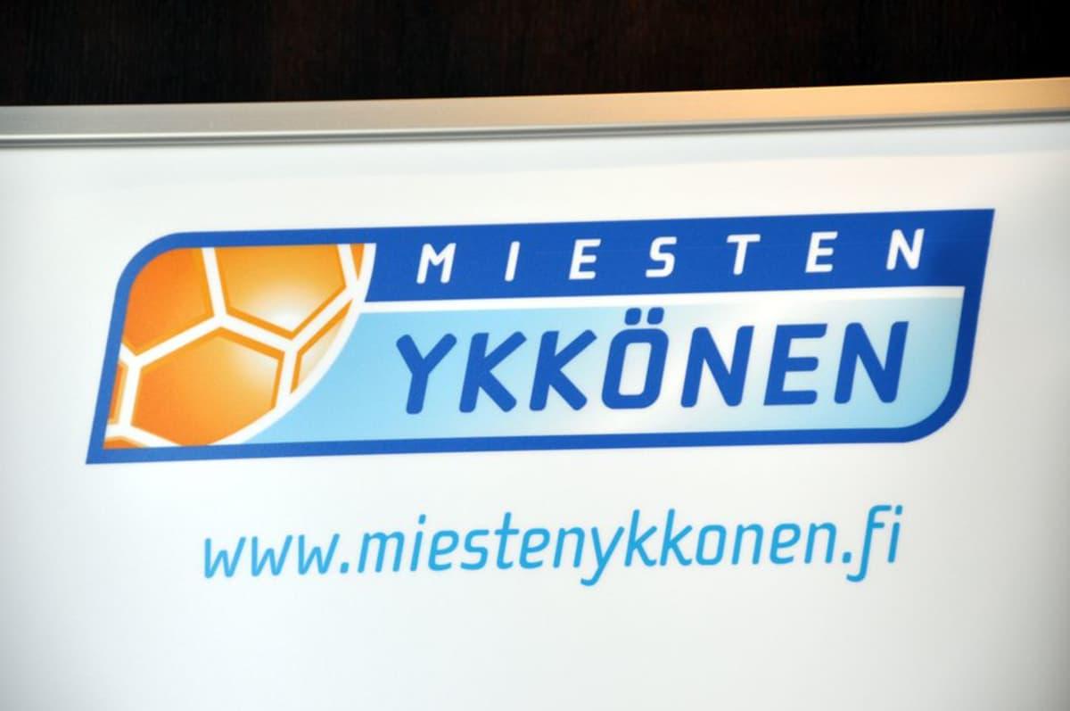 Ykkösen logo.