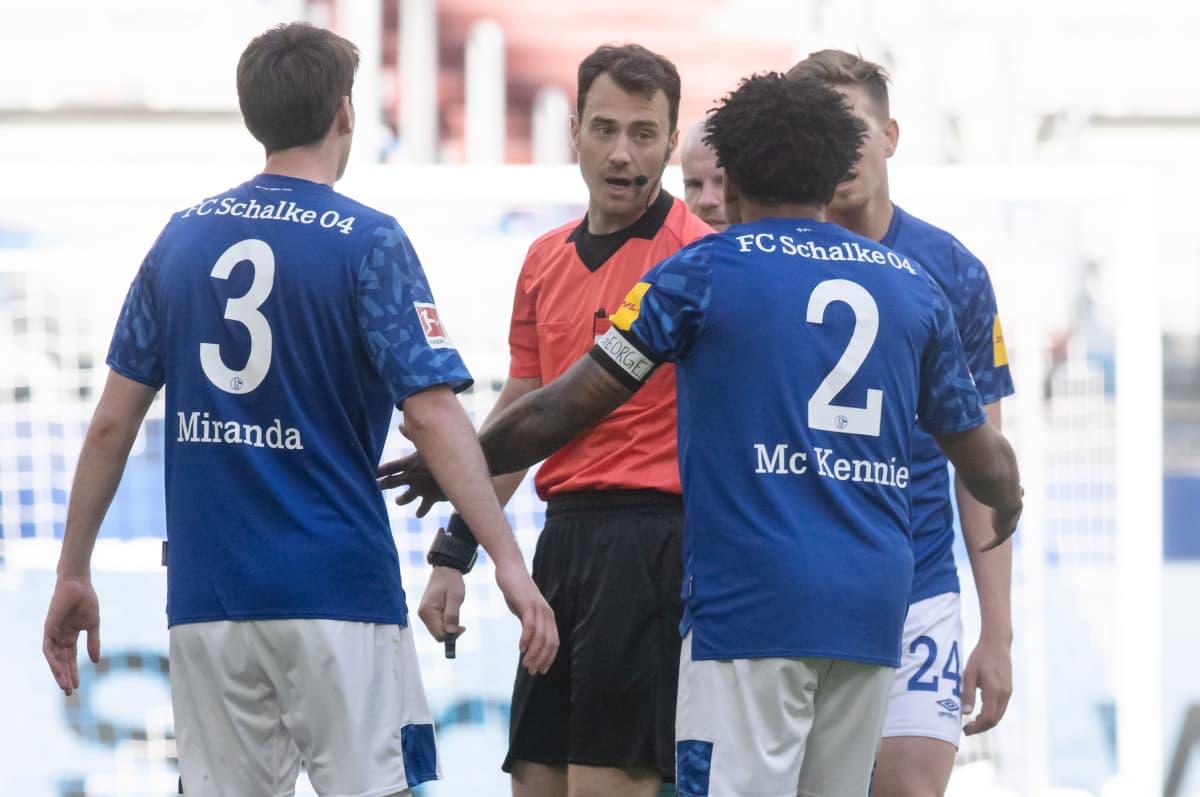 Schalke Weston McKennie