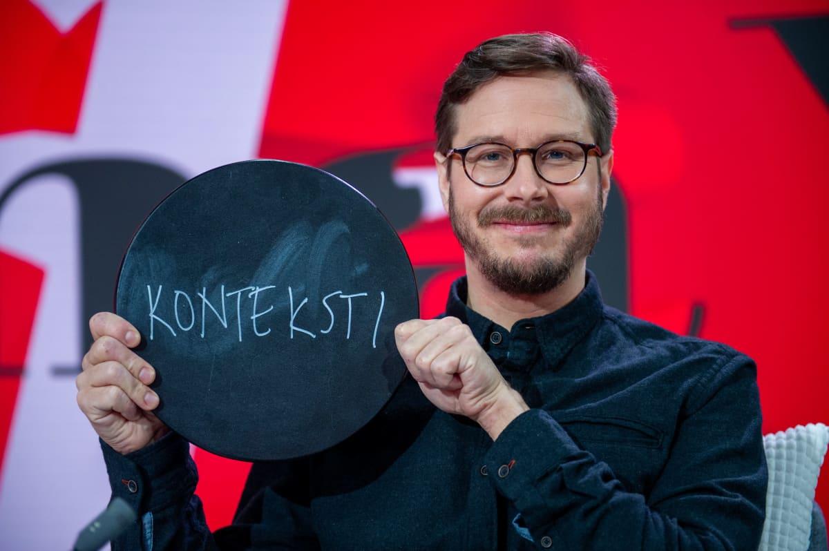 Viimeinen sana ohjelma, vieraana Ulkopolitiikka-lehden toimituspäällikkö Matti Koskinen 21.5.21.