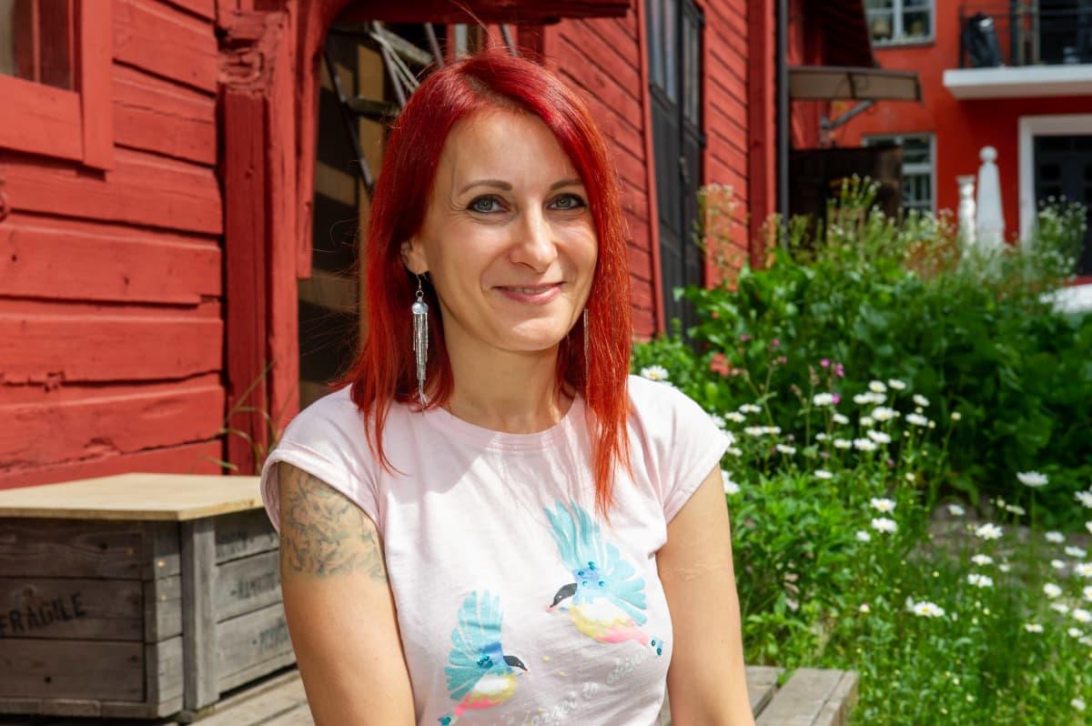 Anni Mandelin