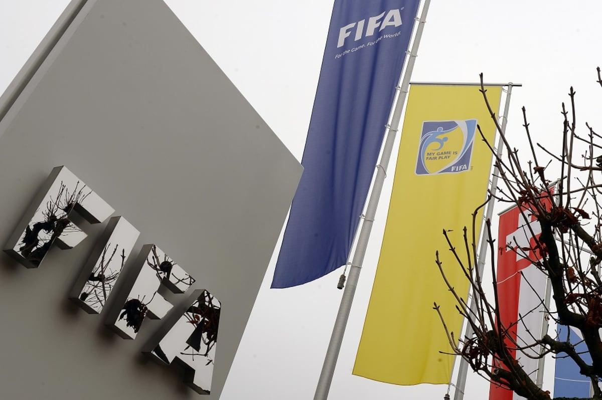 Kansainvälisen jalkapalloliiton päämaja Zürichissä