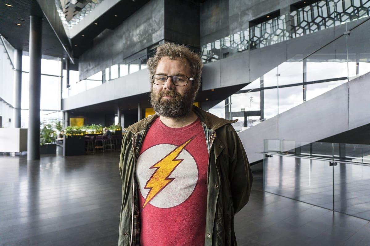 Arnar Eggert Thoroddsen ryhtyi turismiyrittäjäksi