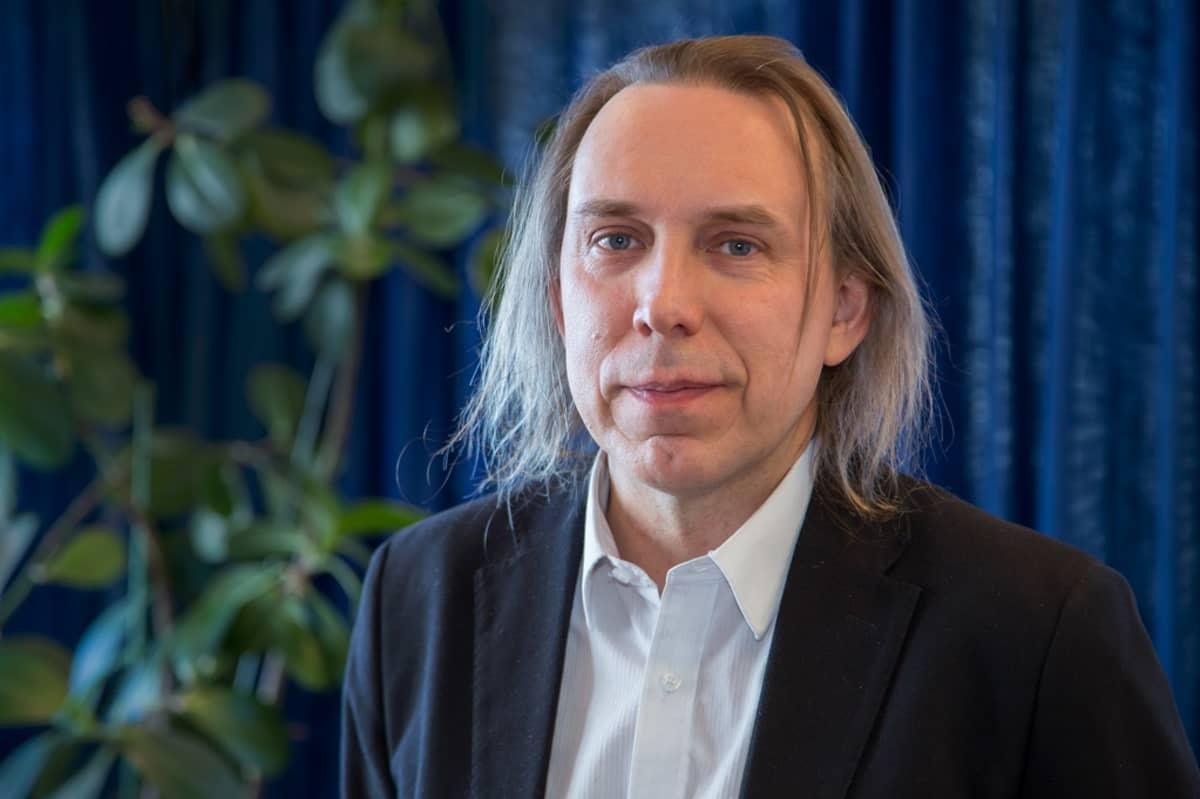 professori Teppo Kröger, Jyväskylän yliopisto