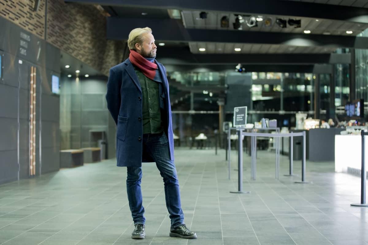 Kaupunkiaktiivi Arto Sivonen järjestää Syyrian-rauhanmarssia Helsinkiin
