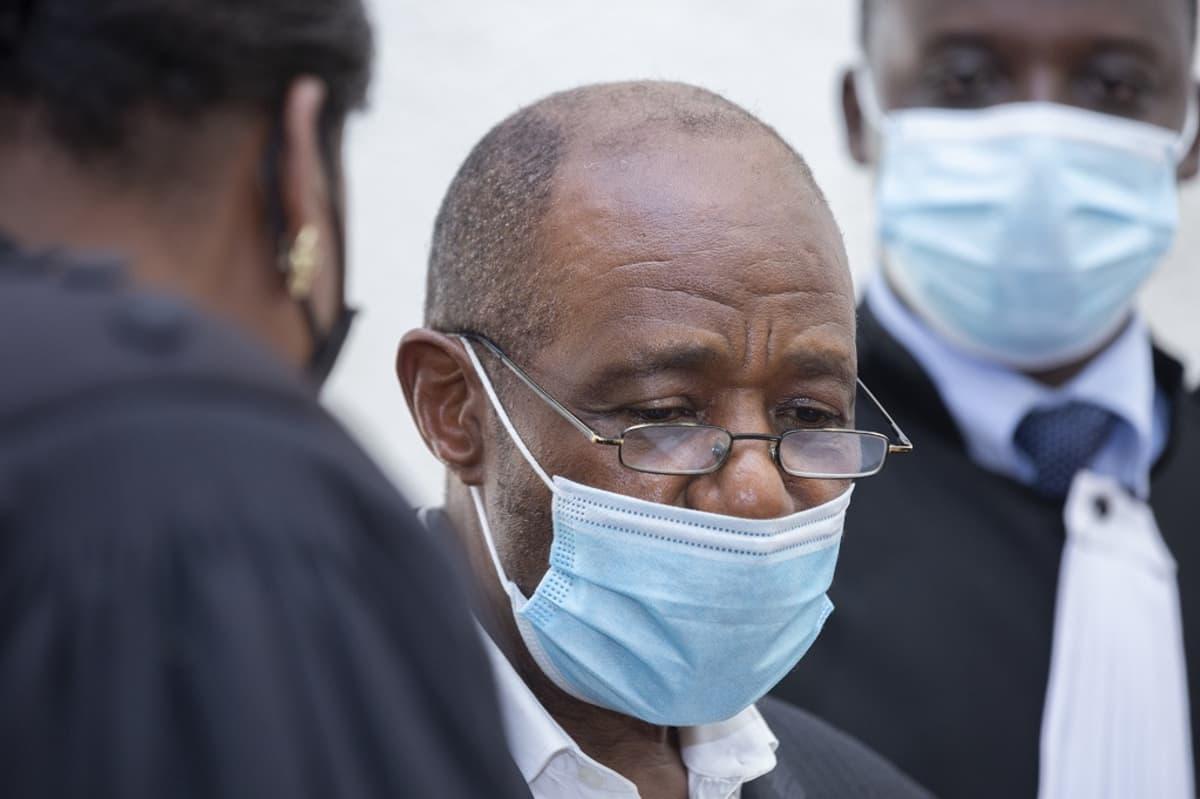 Lähikuva Paul Rusesabaginasta.
